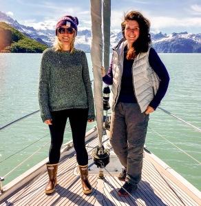 Louise Ungless Marjorie Glacier