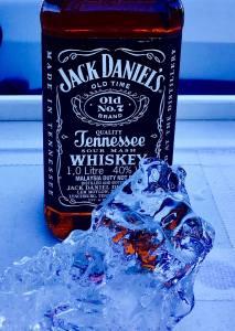 Sänna & Jack Daniels Reid Inlet