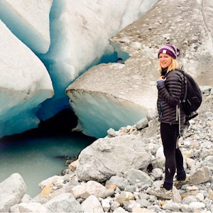 Louise Ungless Reid Glacier